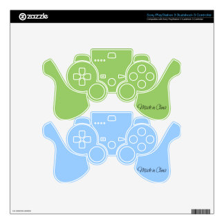 Ironic Made in China PS3 Controller Skins