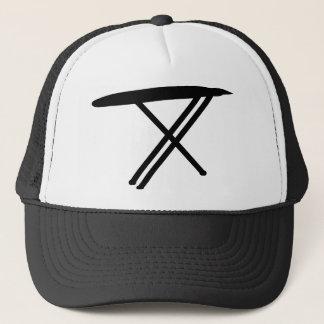 ironing board trucker hat