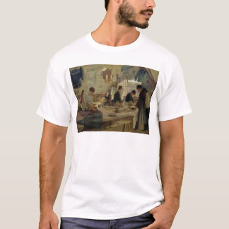 Ironing Workshop in Trouville, 1888 T-Shirt