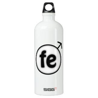 ironman aluminum water bottle