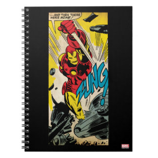 IronMan-And Then There Were None Notebook