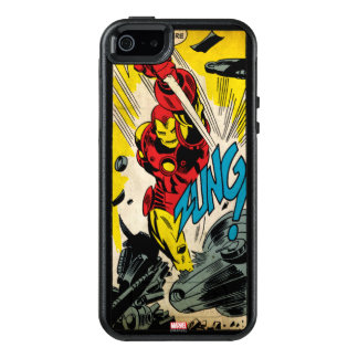 IronMan-And Then There Were None OtterBox iPhone 5/5s/SE Case