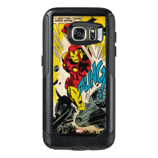 IronMan-And Then There Were None OtterBox Samsung Galaxy S7 Case