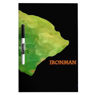 Ironman Big Island Logo Dry Erase Whiteboard
