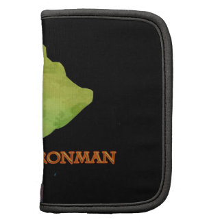 Ironman Big Island Logo Folio Planner