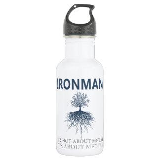 Ironman Stainless Steel Water Bottle
