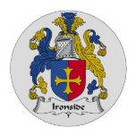 Ironside Family Crest Poker Chip Set