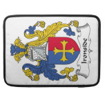 Ironside Family Crest Sleeves For MacBook Pro