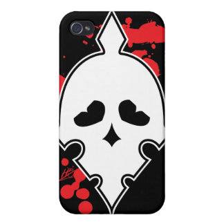 IronSkull Cover For iPhone 4