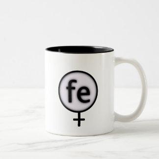ironwoman taza de café