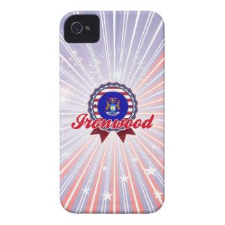 Ironwood, MI Case-Mate iPhone 4 Carcasa