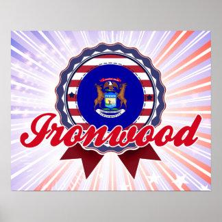 Ironwood, MI Impresiones