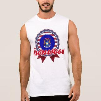 Ironwood, MI Camiseta