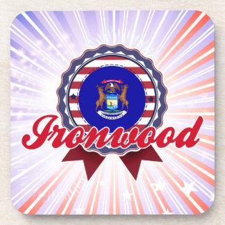 Ironwood, MI Posavasos