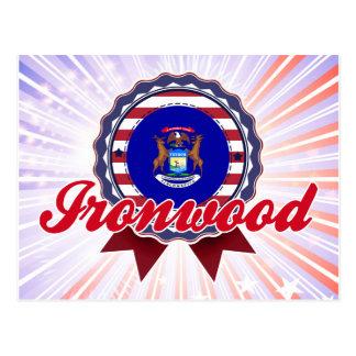 Ironwood, MI Postal