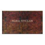 Ironwork Double-Sided Standard Business Cards (Pack Of 100)