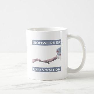 Ironworker, Epic Vocation Coffee Mug