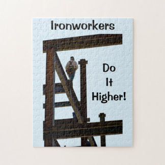 Ironworker Puzzle