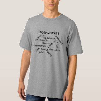 Ironworker Tall T T-Shirt