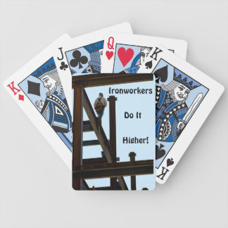 Ironworker's Playing Cards