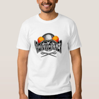Ironworkers skull t shirts