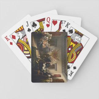 Irony Andrew Jackson Playing Cards