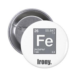 Irony Pin