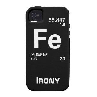 Irony iPhone 4/4S Cases