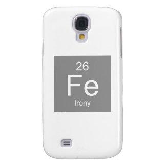 Irony Element Galaxy S4 Case