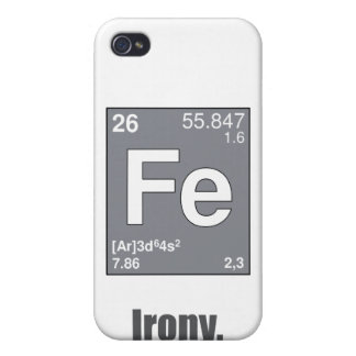 Irony Covers For iPhone 4