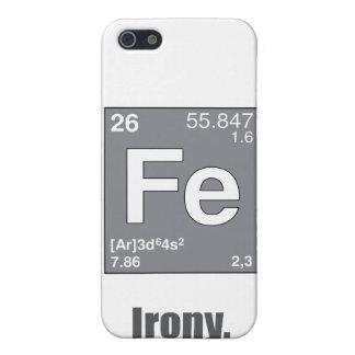 Irony iPhone 5 Case