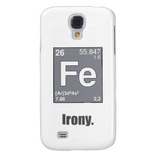 Irony Samsung S4 Case