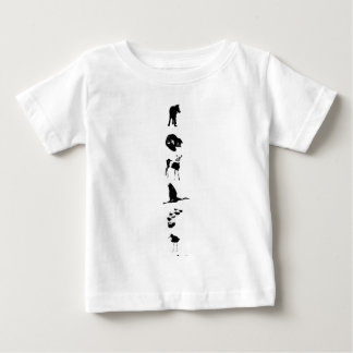 Iroquois Clans Baby T-Shirt