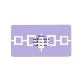 Iroquois Confederacy flag Personalized Address Labels