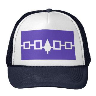 Iroquois Confederacy Flag Trucker Hat