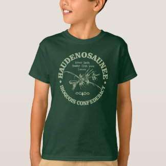 Iroquois Confederacy (Haudenosaunee) Playera