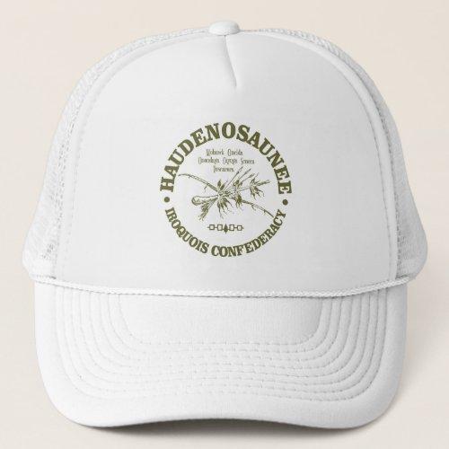 Iroquois Confederacy (Haudenosaunee) Trucker Hat