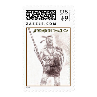 Iroquois Forest Prowler 2007 age 14 Postage