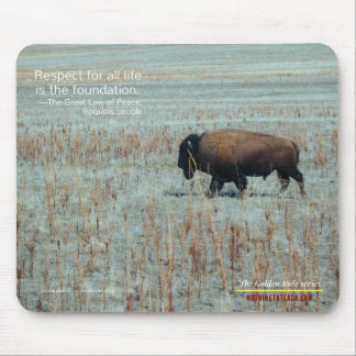 Iroquois: Golden Rule Series Mouse Pad