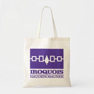 Iroquois (Haudenosaunee) Bolsa Tela Barata