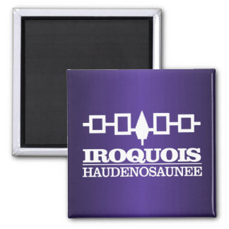 Iroquois (Haudenosaunee) Refrigerator Magnet