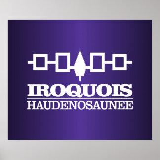 Iroquois Haudenosaunee Impresiones