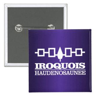 Iroquois (Haudenosaunee) Pinback Button