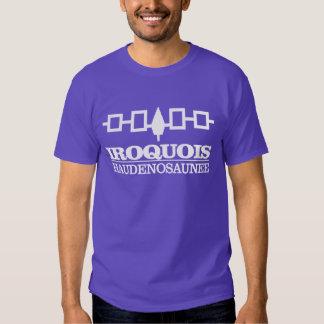 Iroquois (Haudenosaunee) Playeras