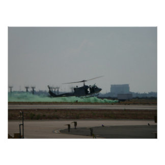 IROQUOIS Huey de UH-1N Impresiones