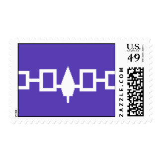 Iroquois Indian Confederacy Postage