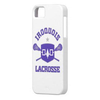 Iroquois LaCrosse iPhone 5 Case-Mate Carcasa