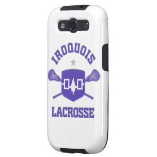 Iroquois LaCrosse Galaxy SIII Cobertura