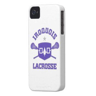 Iroquois LaCrosse iPhone 4 Case-Mate Cárcasas