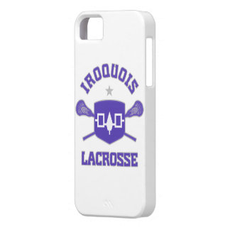 Iroquois LaCrosse Funda Para iPhone 5 Barely There